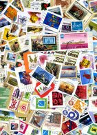1 Kilo De Timbres à Decoller Du MONDE (1) - Stamps
