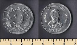 Pakistan 50 Rupees 2017 - Pakistan