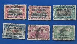 6 Timbres - Deutschland