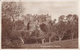 AO78 Elcho Castle, Perth - 1929 Postcard - Perthshire