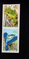 788455448 1999  SCOTT 1794A POSTFRIS  MINT NEVER HINGED EINWANDFREI  (XX) - SMALL POND FAUNA FROG BIRD COILS - Neufs