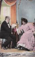AQ33 Romance - Couple Chatting - Couples