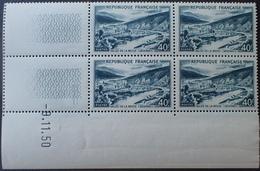 R1949/980 - 1950 - VALLEE DE LA MEUSE - BLOC N°842A TIMBRES NEUFS** CdF Daté - 1950-1959