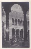 AQ34 Interior Of A Mosque - RPPC - Photographs