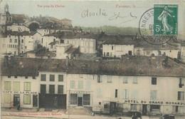 55 VARENNES  Vue Prise Du Clocher  2scans - Autres Communes