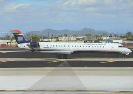 US AIRWAYS CRJ-900  N898SK Aviation Aiplane Planes Flugzeuge - 1946-....: Era Moderna