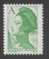 France Neuf Sans Charnière 1986 Liberté De Gandon D'après Delacroix YT 2423 - 1982-90 Liberty Of Gandon