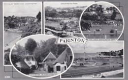 AS49 Paignton Multiview - Slogan Postmark - Paignton