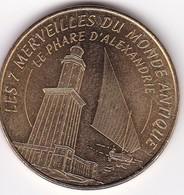 Médaille Souvenir Ou Touristique > Le Phare D Alexandrie  > Dia. 34 Mm - Monnaie De Paris