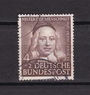 BRD - 1953 - Michel Nr. 173 - Gest. - 10 Euro - BRD