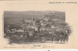 Grand Duché Lxembourg -  Rodange  ;  Edit. Charles  Bernhoeft N° 237 - Postales