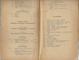 N° 24 Vend Règlement De Manoeuvre De L'artillerie Titre V H Description Et Entretien Du Matèriel Et Des Munitions De 155 - Bücher