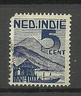 NEDERLAND-INDIE Netherland-India 1946 Michel 336 O - Netherlands Indies