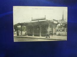 1905 PARIS GARE DU PONT SAINT MICHEL   BON ETAT - Autres Monuments, édifices
