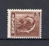 IJSLAND Yt. 173 MNH** 1939 - 1918-1944 Administración Autónoma