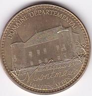 Médaille Souvenir Ou Touristique > Chateau De Montmaux   > Dia. 34 Mm - 2013