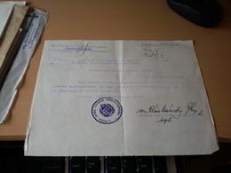 Katonai Jarasparancsnoksagnak Ujvidek 1941 Novi Sad WW2 Okupation - 1939-45