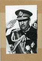 Photo Originale , Le Prince ASFA WOSSEN  Souverain Constitutionnel D'ETHIOPIE  En 1974 - Guerre, Militaire