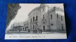 Tunis Théátre Municipal J. Kesplandy Arch. Tunisia - Tunisia