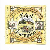 CINQ ETIQUETTES / BR. BOSTEELS - 9255 BUGGENHOUT - Beer
