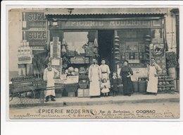 COGNAC : Epicerie Moderne Rue De Barbezieux - Etat - Cognac