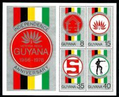 Guayana HB-7 En Nuevo - Guyana (1966-...)