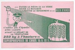 - BUVARD SUPERPHOSPHATE DE CHAUX 16 A 18 % - Augmenter Le Rendement De Vos Blés D'Hiver - - Agriculture