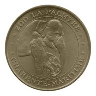 Monnaie De Paris , 2011 , Les Mathes , Zoo La Palmyre , Les éléphants - Autres