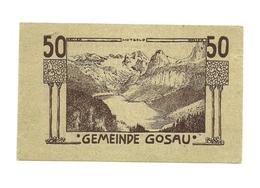 1920 - Austria - Gosau Notgeld N101 - Austria