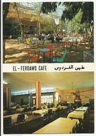 Libya - Benghazi  El Ferdaws Caffe - Libia