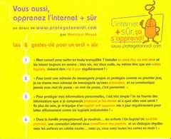 Calendrier °° 2005-2006 (de Sept.05 à Août 06) - Calendrier Scolaire Protège Ton Ordi - 10x12 - Calendriers