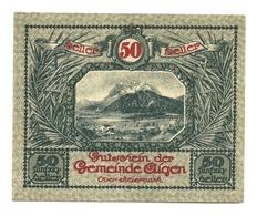 1920 - Austria - Aigen Notgeld N102 - Austria