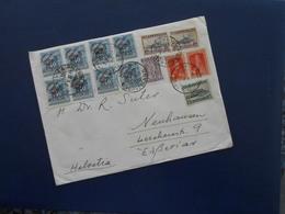 Griechenland - Brief - Von Athen Nach Neuhausen CH - 7.V.36 - Briefe U. Dokumente