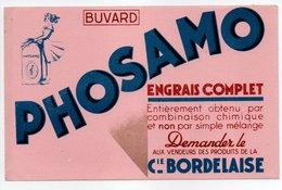 - BUVARD PHOSAMO - ENGRAIS COMPLET - Cie BORDELAISE - - Agriculture