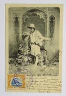 C. P. A. : GUATEMALA : INDIO, Fotagrafias De A. Valdevellano, Sellos En 1906 - Guatemala