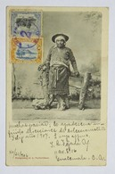 C. P. A. : GUATEMALA : INDIO, Fotagrafias De A. Valdevellano, Sellos En 1907 - Guatemala