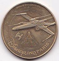 """Médaille Souvenir Ou Touristique > Paris """"Disney Land"""" > Dia. 34 Mm - Monnaie De Paris"""