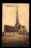 51 -  MAREUIL LE PORT (Marne) - L'Eglise (XIIIe Siècle) - France