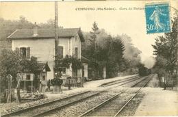 CEMBOING. GARE DE BARGES-CEMBOING. - Autres Communes