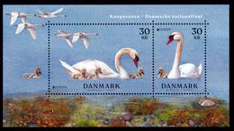 """DENMARK/Dänemark, EUROPA 2019 """"National Birds"""" Miniature Sheet** - 2019"""