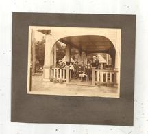 2 Photographies, Charente Maritime, La Coubre,au Bar ; Verso : En Barque, St Martin De Villeneuve 1924, 2 Scans - Orte