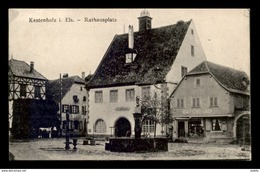 67 - CHATENOIS - KESTENHOLZ - RATHAUSPLATZ - Chatenois