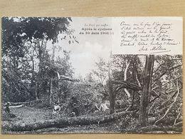 CPA - 58 - Achille MILLIEN - Après Le Cyclone Du 30 Juin 1901 - Unclassified