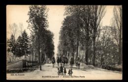 51 -  MAREUIL SUR AY (Marne) - Avenue Des Deux Ponts - Mareuil-sur-Ay