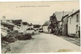BARGES. ENTREE DU VILLAGE - France