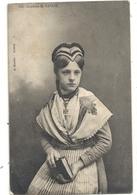 . COSTUMES DE SAVOIE . Edt A. GARDET A ANNECY . CARTE ECRITE AU VERSO - France