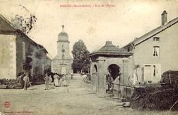 BARGES. RUE DE L'EGLISE - France