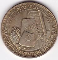 Médaille Souvenir Ou Touristique > Pitoufeu  > Dia. 34 Mm - 2013
