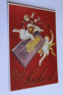 Publicite Reproduction D Affiche  100552 Chocolat Suchard  CPM Edit CLOUET - Publicité