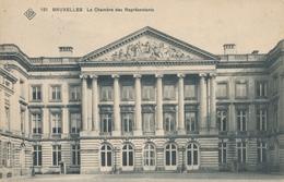 CPA - Belgique - Brussels - Bruxelles - La Chambre Des Représentants - Monuments, édifices